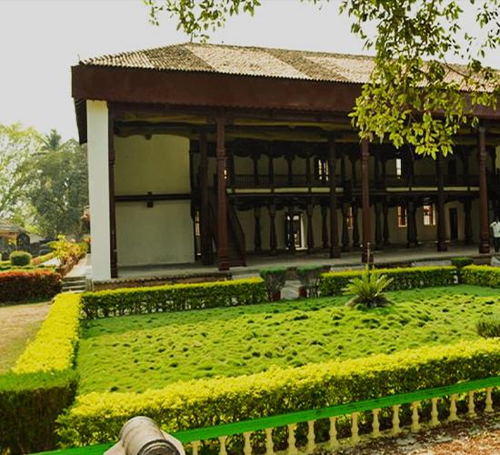 Shivappa Nayaka Palace