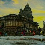 Sringeri Sharada Peetham-Temple