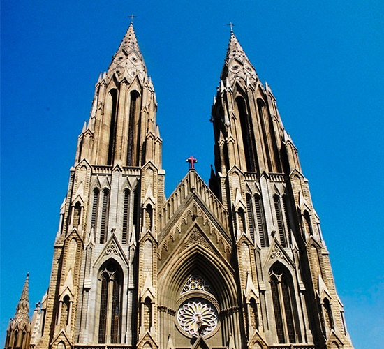 St.Philomena Cathedral