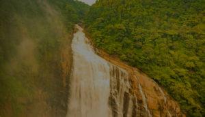 Unchalli Falls