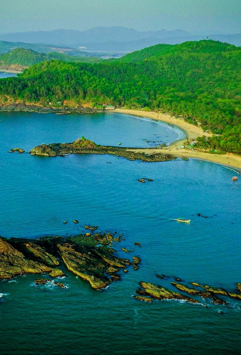 Om Beach_Gokarna