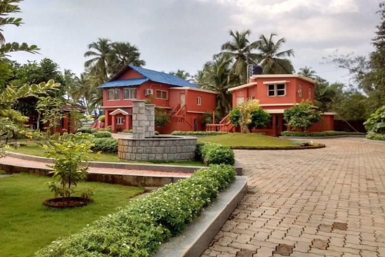 Paradise Isle Beach Resort Udupi