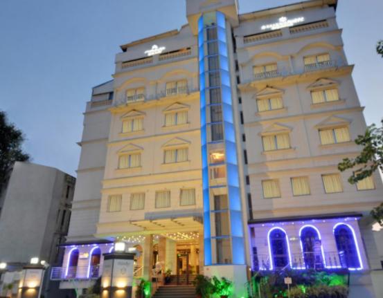 ramanshee hotel