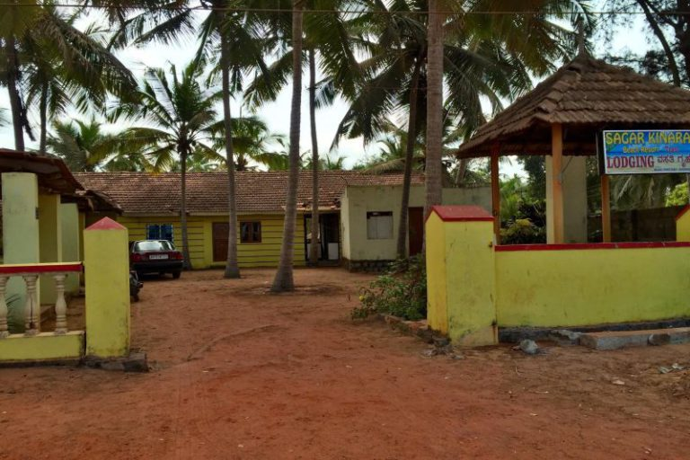 sagar kinara beach resort