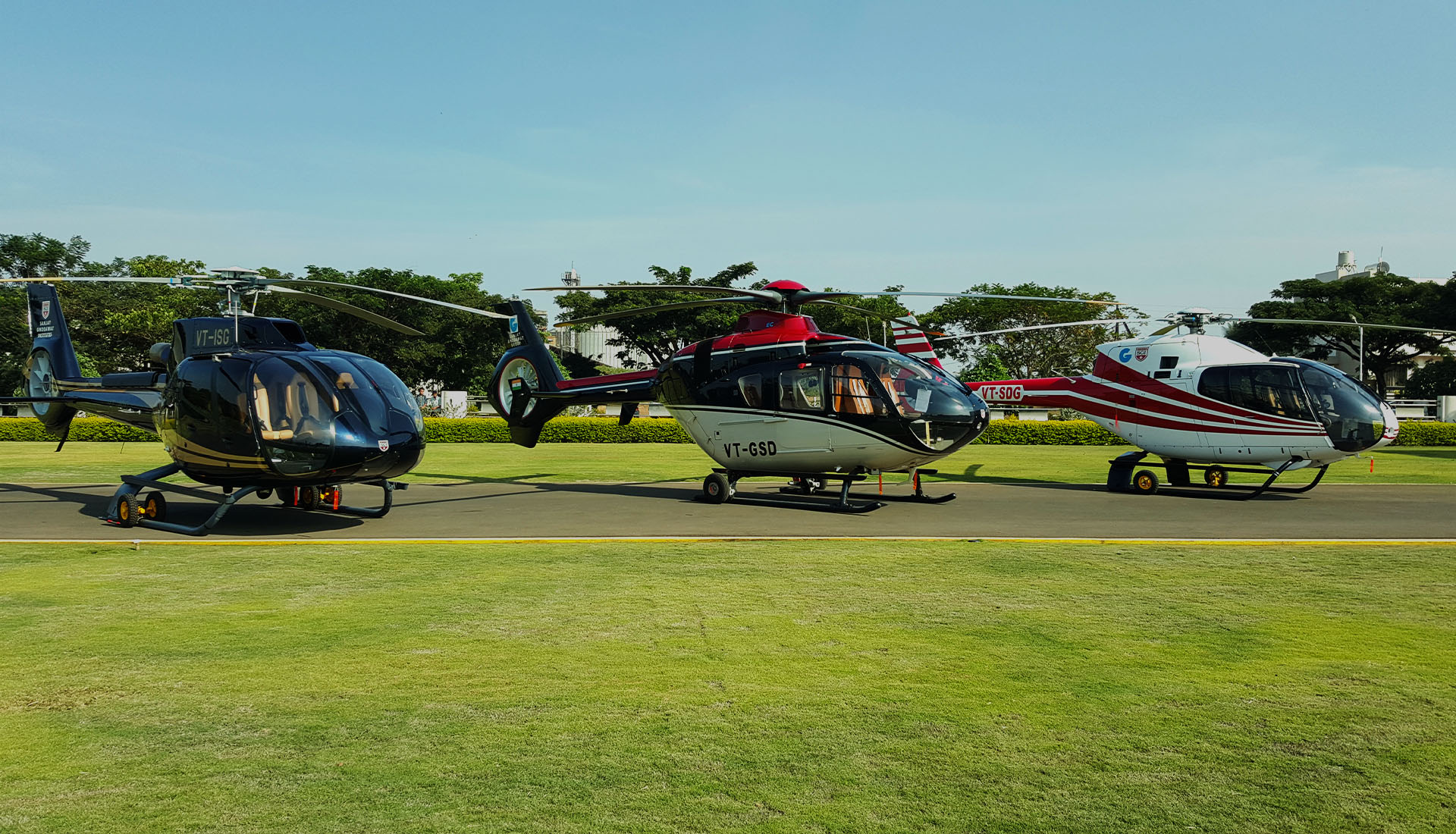 Helicopter Rental