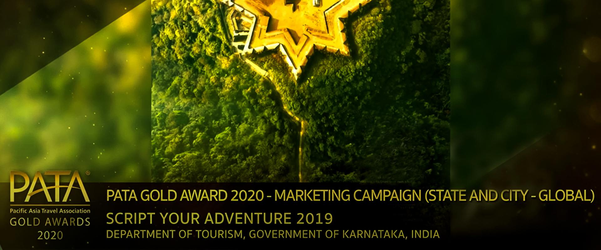 PATA Gold Award