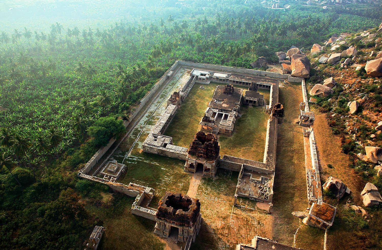 Hampi Achytaraya Temple