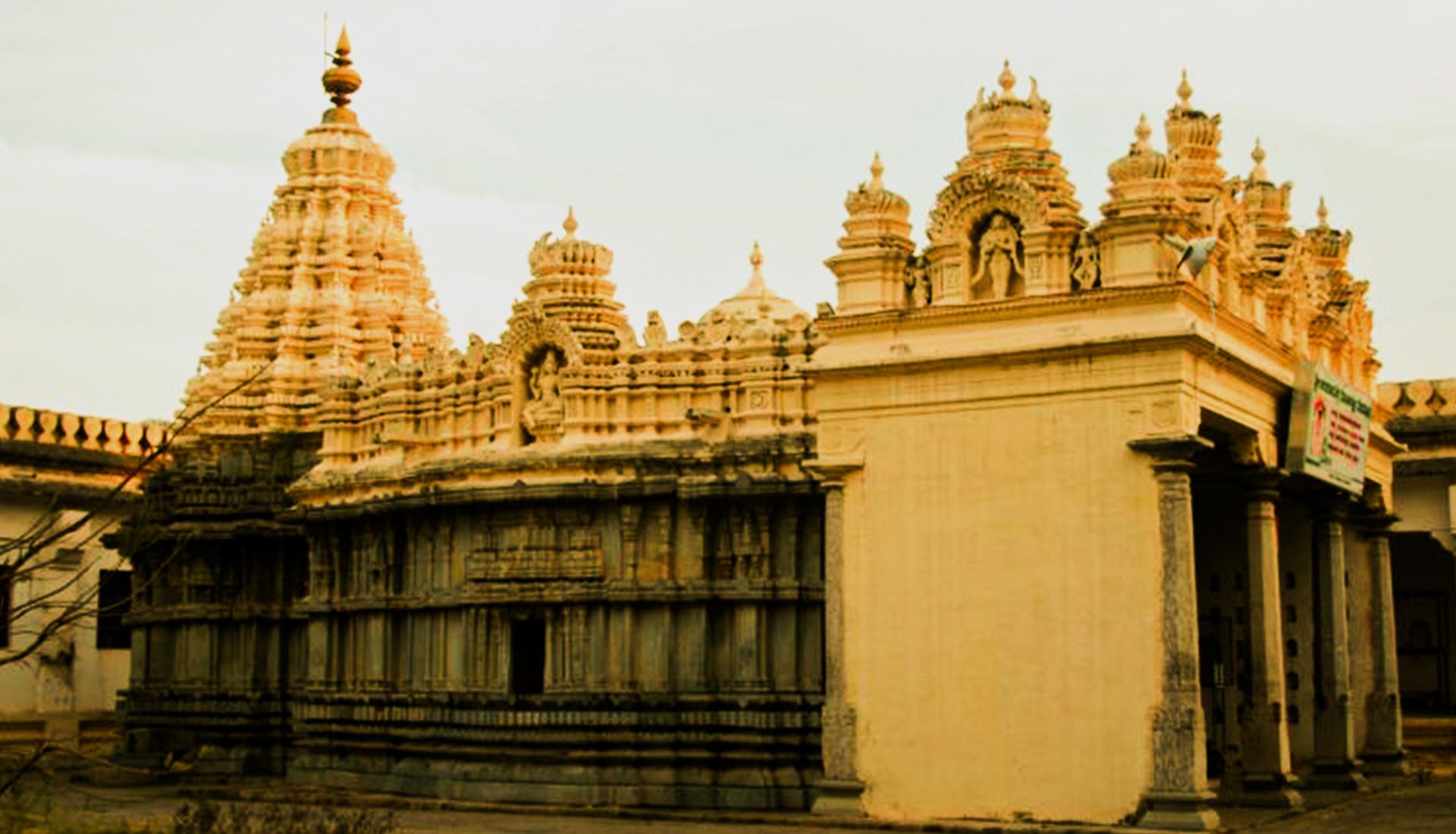 Sri Chamundeshwari Temple, Mysuru