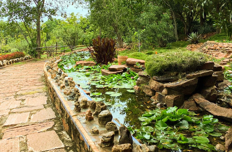 Lav Kush Garden,