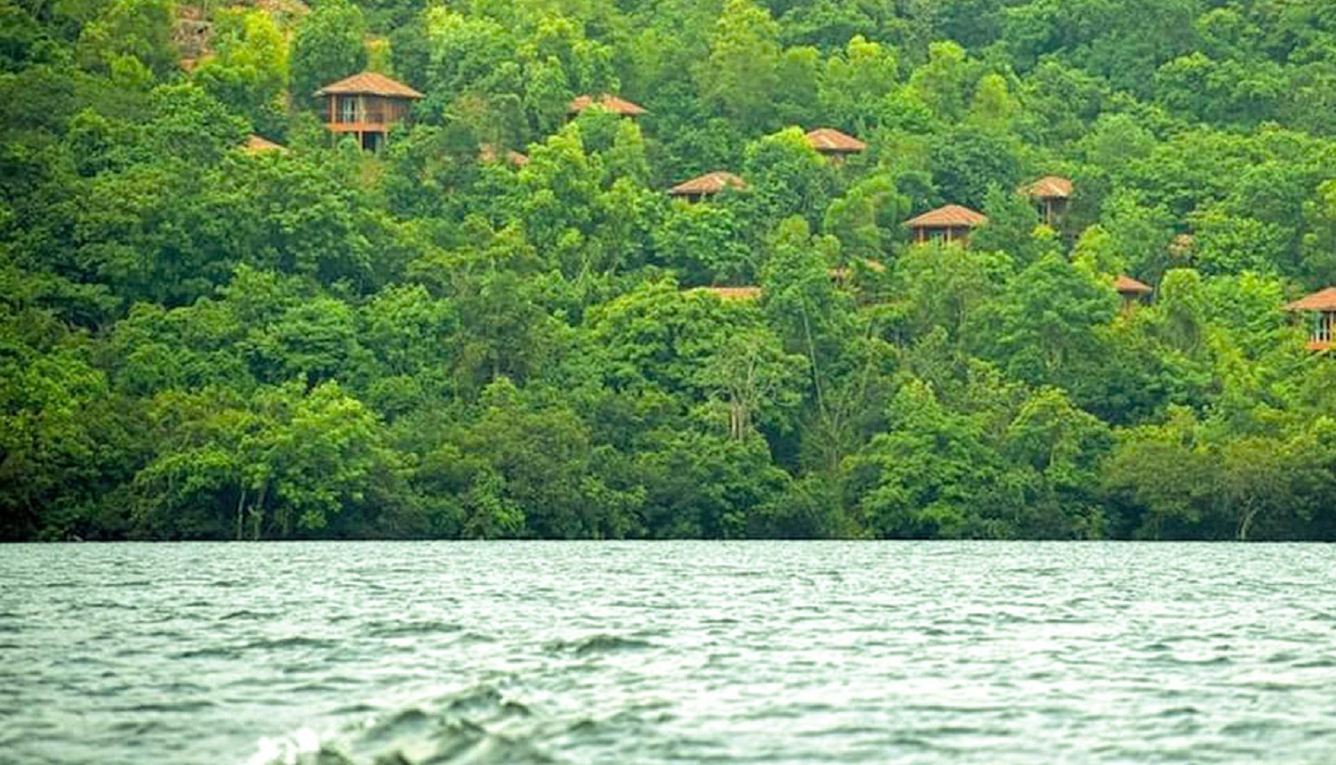 sharavathi adventure camp karnataka