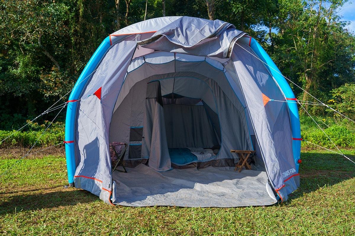 Sakleshpur Tented Campsite