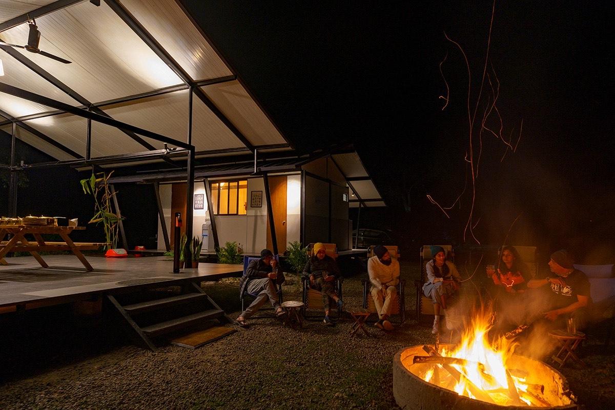 Sakleshpur Tent