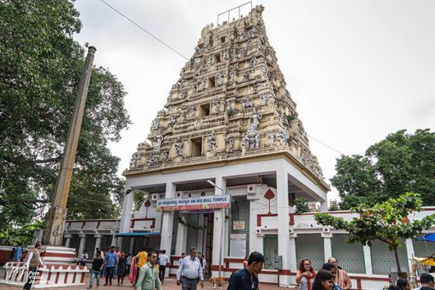 Nandhi Temple (Bull Temple)