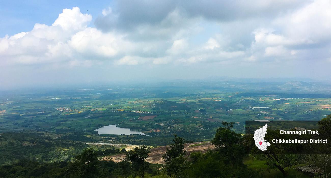 Channagiri Trek